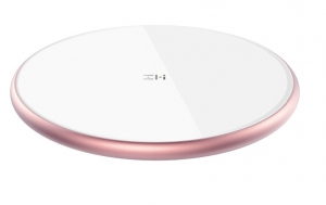 ZMI LevPower™ X Qi-Certified 10W Wireless Charger - White/Gold
