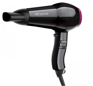 Revlon Compact Ionic 2000 Watts Hair Dryer - RVDR5823ARB