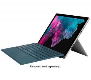 Microsoft Surface Pro 6 (256GB,GO,8GB GO Ram 8th Gen Intel Core i7 Processor) - Platinum