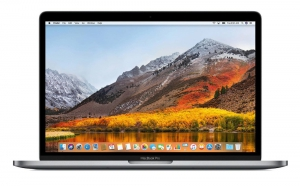 Apple Macbook pro i7 6Core 8Th Gen 2.6/4.3GHz,16GB,512GB Radeon Pro 560X 4GB, Arabic - Silver MR972