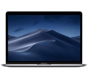 Apple MacBook Pro i5-2.3/3.8 8Th Gen,8GB,512GB, iris Plus Graphics 655, Arabic-Silver - MR9V2