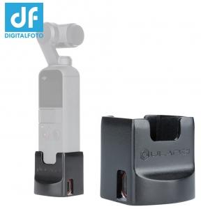 Digitalfoto Op2 Base Holder With Type-c Charging Port for Osmo Pocket