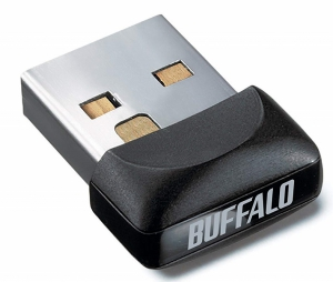Buffalo EU N-Technology 150Mbps Ultra Mini Client - WLI-UC-GNM