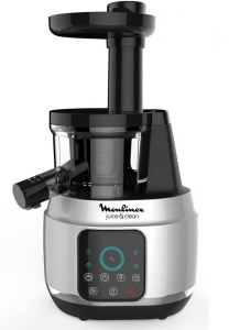 Moulinex 0.8 Liters Juice & Clean With Touch Screen - ZU420