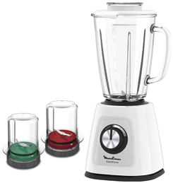 Moulinex Glass Blender -  LM4381