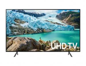 """Samsung 75"""" RU7100 Flat Smart 4K UHD TV Series 7"""