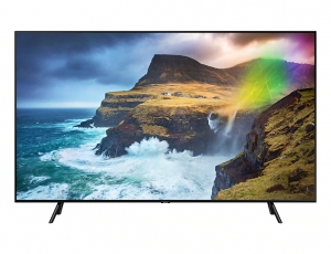 "Samsung 75"" Q70R Flat Smart 4K QLED TV"
