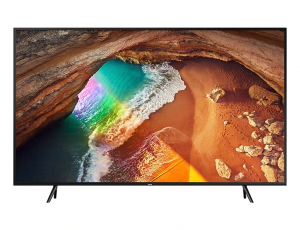 "Samsung 55"" Q60 Flat Smart 4K QLED TV"