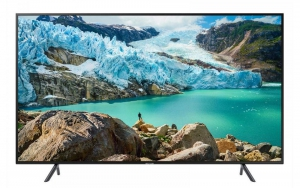 "Samsung 65"" Flat Smart 4K UHD TV Series 7 - RU7100"