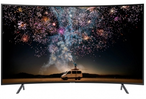 "Samsung 65"" RU7300 Curved Smart 4K UHD TV Series 7"