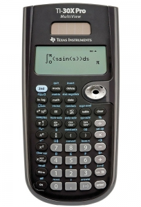 Texas Instruments Calculator 30X Pro MultiView