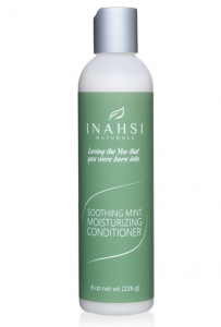 Inahsi Naturals Soothing Mint Moisturizing Conditioner - 8 oz