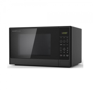 Sharp 28L Microwave Oven 1100 Watts Black
