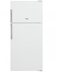 Vestel 625 Liters Double Door Refrigerator - NF684 A++ION