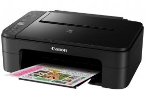 Canon Inkjet Multifunction Printer | Printer | Scanner | Copier - TS3140