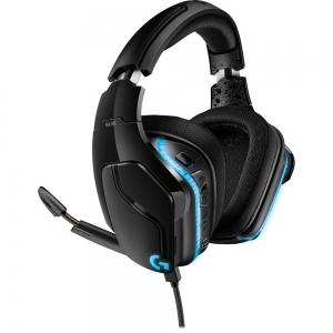 Logitech G635 Wireless 7.1 Surround Sound LIGHTSYNC Gaming Headset