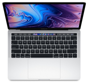 Apple MacBook Pro 15 inch Touch Bar 2.3GHz i9 16GB 512GB - Silver