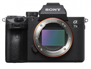 Sony ILCE-7M3 Alpha A7 Iii Mirrorless Digital Camera (Body Only)