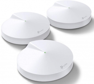 TP-Link Deco M9 Plus AC2200 Smart Home Mesh Wi-Fi System Router (Pack of 3)