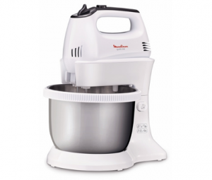 Moulinex Hand Mixer With Bowl -  HM3121