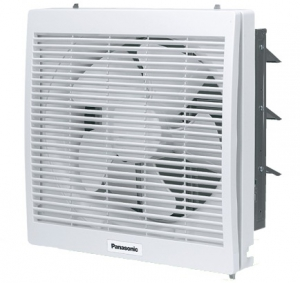 Panasonic Fan Exhaust Wall Mount Ventilation Fan 220V 1 Speed