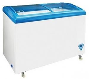 Midea 439L Chest Freezer - White