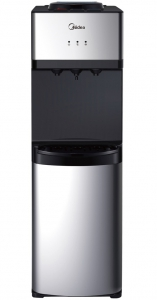 Midea 3 Tap Free Standing Water Dispenser - YL1673S-W