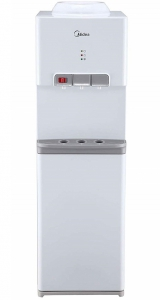 Midea 3 Tap Free Standing Water Dispenser - YL1732S-W