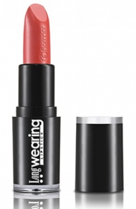 Flormar Long Wearing Lipstick No.L14 - Breathtaking-Apricot-Sedefli
