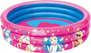 Bestway Barbie 3-Ring Inflatable Pool - 93205