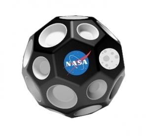 Waboba Special Edition NASA Moon Ball