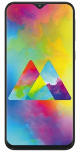 Samsung Galaxy M20 64GB Smart Phone - Black
