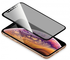 Torrii Bodyglass for iPhone Xs - Full Privacy