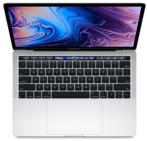 Apple 15-inch MacBook Pro Touch Bar 2.6GHz 6-Core i7 16GB 256GB - Silver