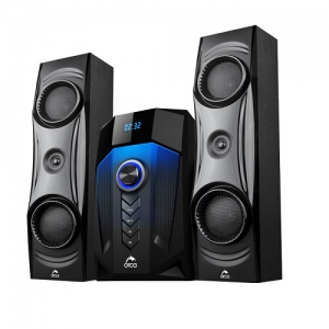 Orca 2.1 Channel Multimedia 38W Speaker (RMS)