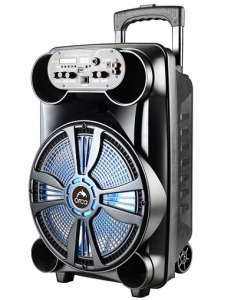 Orca Rechargeable Trolley Speaker 40W