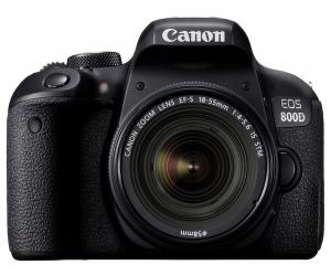 Canon Camera EOS 800D Kit 18-55 Lens