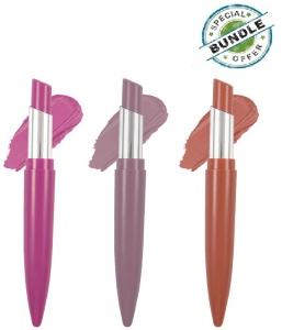 Purple Matte Lipstick Lipstick Set(5+10+17)