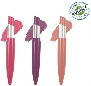 Purple Matte Lipstick Lipstick Set(4+12+20)