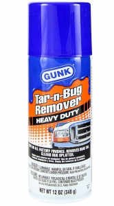 Gunk Heavy-Duty Tar and Bug Remover 12oz - TR1