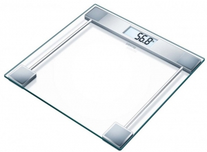 Sanitas Glass Bathroom Scales - SGS 06