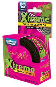 California Air Freshener Xtreme Canister Cherry