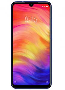 """Xiaomi Redmi Note 7 6.3"""" FHD 4GB RAM+64GB Storage SmartPhone - Blue"""