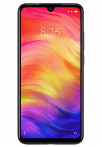 "Xiaomi Redmi Note 7 6.3"" FHD 4GB RAM+128GB Storage SmartPhone - Black"