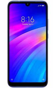 "Xiaomi Redmi 7 6.26"" HD 3GB RAM+32GB Storage SmartPhone - Blue"
