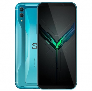 Black Shark 2 Gaming Mobile 8GB+128GB - Glory Blue