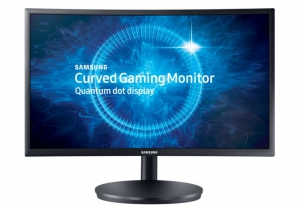 "Samsung 27"" LED Curved Full HD Gaming Monitor - LC27FG70FQMXUE"