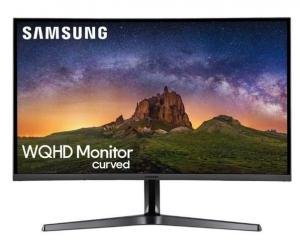 Samsung 32 WQHD 2K Curved Gaming LED Monitor - LC32JG50QQMXUE