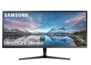 "Samsung 34\"" 2K 60Hz UltraWide 4ms - LS34J550WQMXUE"