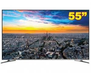 Panasonic - 55 Inch 4K Smart LED TV - TH-55GX536M